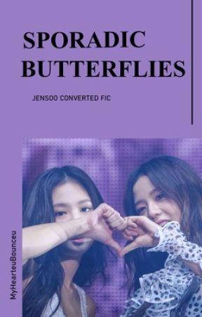 sporadic butterflies by MyHearteuBounceu