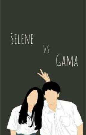 Selene vs Gama by refinaepsilon