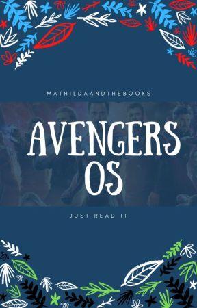 Avengers OS✔️ by MathildaAndTheBooks