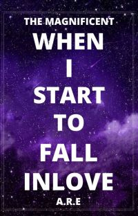 WHEN I START TO FALL INLOVE cover