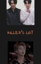 Killer's List ( NamKook FF ) ✅ by AJaison