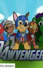 PAW Patrol: Meet The Avengers by I_LuvAnimations