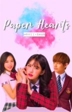 Paper Hearts (MinaxFem.ReaderxTaehyung) by Mokii-chan