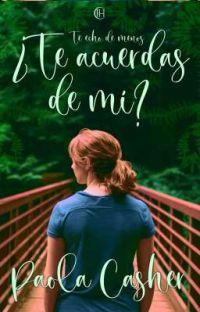 ¿TE ACUERDAS DE MÍ?   cover