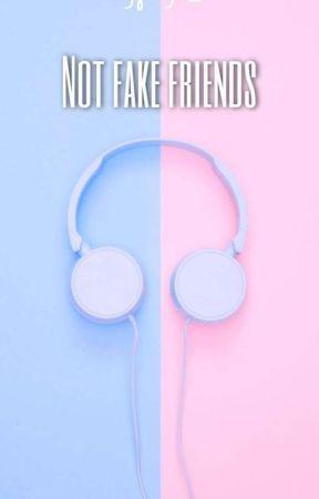 Not Fake Friends by jeonyua_