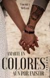 Amarte en colores aún por existir (Vincent y Melyssa) © cover