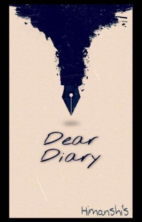 Dear Diary by ji_aapki_himi