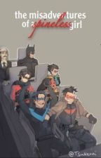 the misadventures of a spineless girl • batfam by Sassy_Classy_Girl
