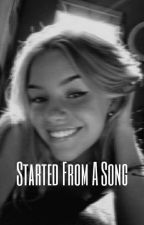 Started From A Song ( J.H ) by SIMPDADDYARI