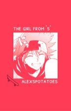 the girl from 's' | reki kyan x fem!reader ✔ by alexspotatoes