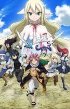 Fairy tail amv by PinkTealgirl