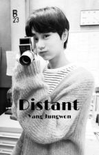 Distant [Yang Jungwon] An Enhypen ff by Hee_seungs