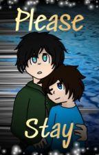 Please Stay -Mono x Seven- by Galaxie_Moonlight