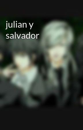 julian y salvador by DracarysBlack_