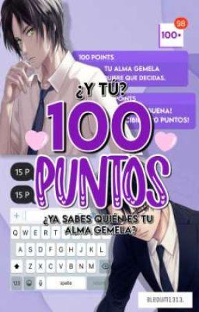 100 PUNTOS    ERERI. by Bledum1313