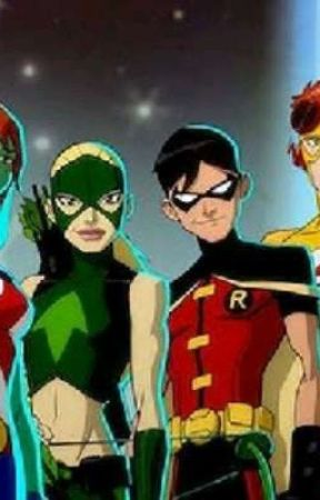 Birds Of A Feather (Young Justice Robin X Oc) by PetraGirlPsych