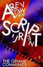 Scripturient︱A REVIEW SHOP by TheGemmeCommunity