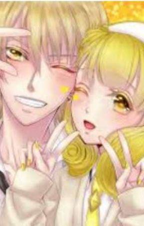 Ryōta Kise sister( the kise twin) by mika-miya