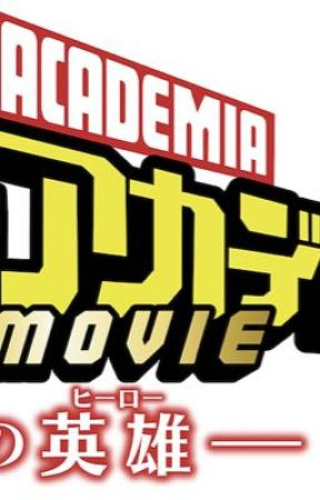Boku No Hero Academia The Movie: Two Heroes by TevinMoore92