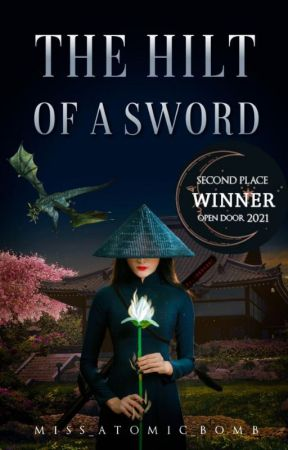 The Hilt of a Sword by miss_at0mic_bomb