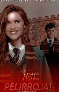 ¡MI PELIRROJA! [James Potter]  cover