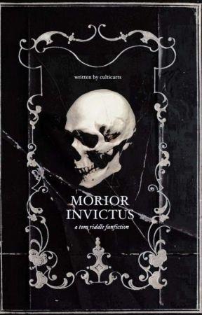 Morior Invictus [T.R] by culticarts