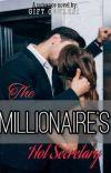 Millionaire's Hot Secretary cover