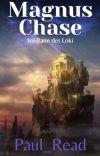 Magnus Chase - Im Bann des Loki cover