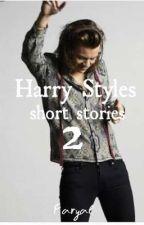 Harry Styles Short Stories 2 by Faryal_Z5