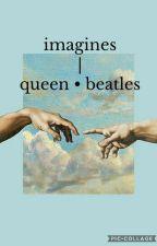Queen Imagines• Queen X reader by queenxmotherlove