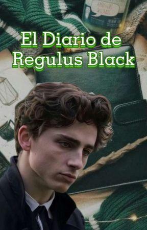 Diario de Regulus Black. R. A. B. by _Lunatica_Black