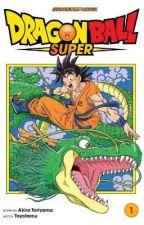 A Young Warrior (Dragon Ball Z x Male reader) by BurbleBird