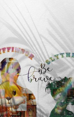 Be Brave N.L by livinginabook_bye