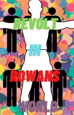Rowen the author by Walkersworldoftales