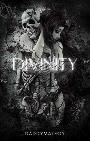 𝑫𝒊𝒗𝒊𝒏𝒊𝒕𝒚 [𝑶𝒓𝒊𝒈𝒊𝒏𝒂𝒍 𝑨𝒑𝒑𝒍𝒚 𝑭𝒊𝒄] by -DaddyMalfoy-
