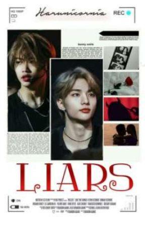 Liars ||𝐿𝑒𝑒 𝐹𝑒𝓁𝒾𝓍 & 𝐻𝓌𝒶𝓃𝑔 𝐻𝓎𝓊𝓃𝒿𝒾𝓃||   by Harunicornia
