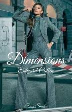 Dimensions - Edward Cullen by SnapSnake