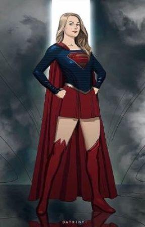 Supergirl x M!Reader (Book 2) by MaxJerett