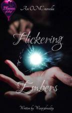 Flickering Embers by Warp3dreality