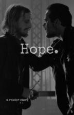 Hope - Dwight x Reader x Negan by Savi0073