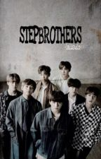 BTS- STEPBROTHERS  by lalisulz