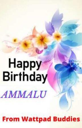 Happy bday Ammalu by alasa_muni