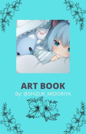 Art book (book two) by SHIZUKU_MIDORIYA