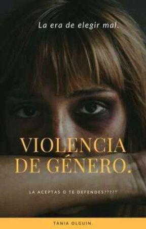 Violencia De Género....Te Defendes O La Aceptas..? by Laescriba