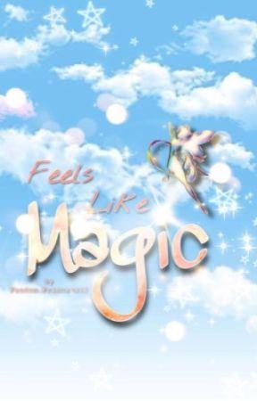 Feels Like Magic by Fandom_Princess12