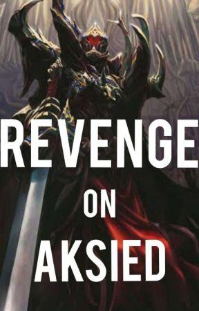 Revenge On Akseid. (An Anime Concept) by Klynnmadethis