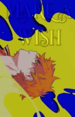 Make a wish.  by rynkromi