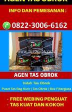 WA/TELP 0822-3006-6162, Penjual Tas Kurir Nmax by TasRanselUntukKurir