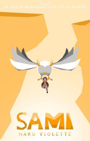 Sami by HaruViolette