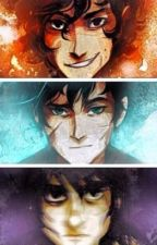 Percy Jackson and Heroes of Olympus One-Shots by not-her